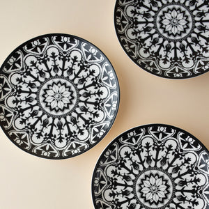Casablanca Appetizer Plates Set/4