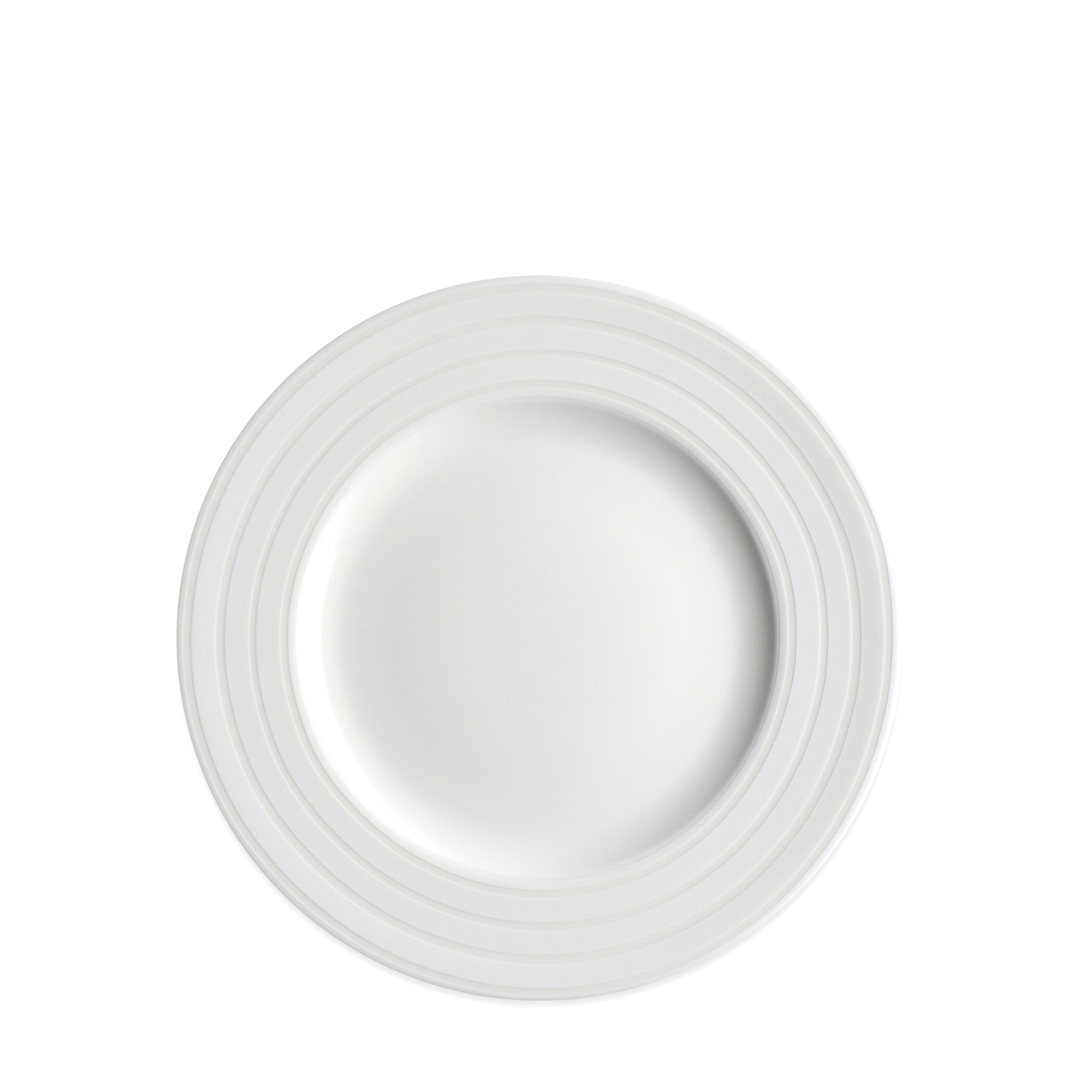 Cambridge Stripe Salad Plate - Caskata