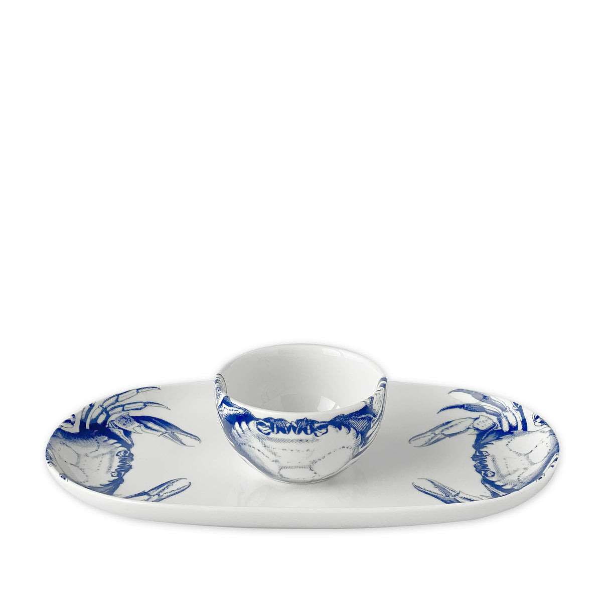 Crab Snack Set - Caskata