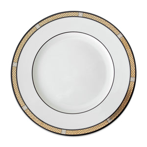Hawthorne Onyx- Gold, Platinum & Black Simplified Dinner - Caskata