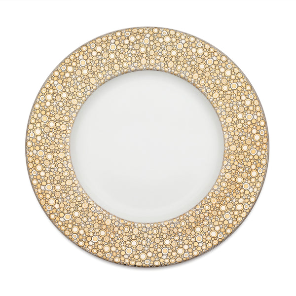 Ellington Shimmer (Gold) Dinner Plate