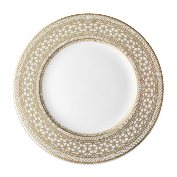 Hawthorne Gilt (Gold) Dinner Plate