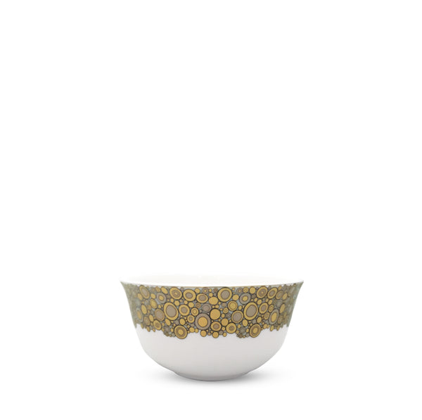 Ellington Shimmer- Gold & Platinum Side Bowl - Caskata