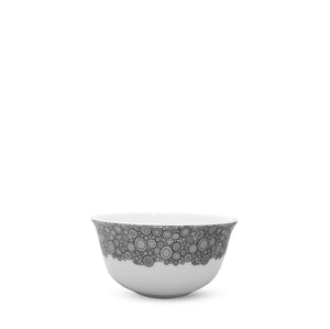 Ellington Shine (Platinum) Small Rice Snack Bowl
