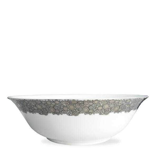 Ellington Shine (Platinum) Medium Serving Vegetable Bowl