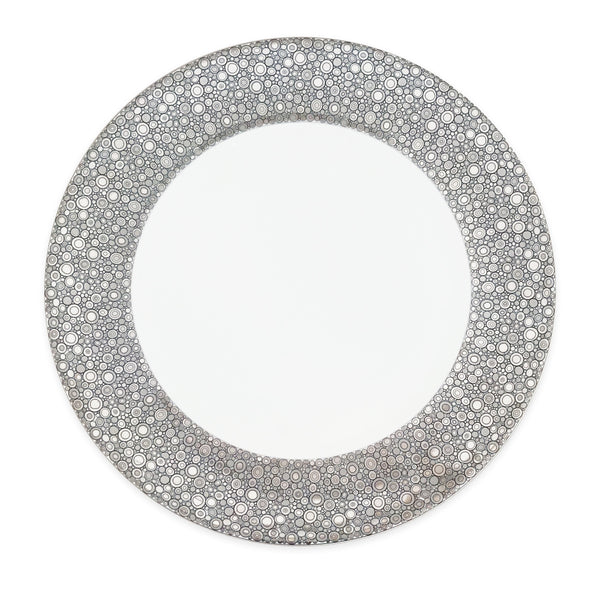 Ellington Shine Platinum Bone China Charger Plate or Platter
