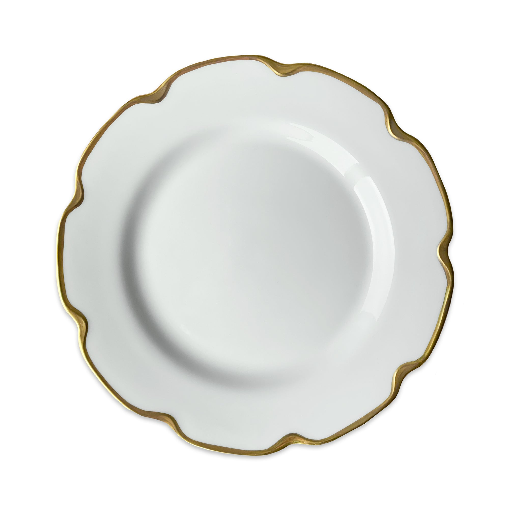 Grace Gold Buffet Plate - Caskata