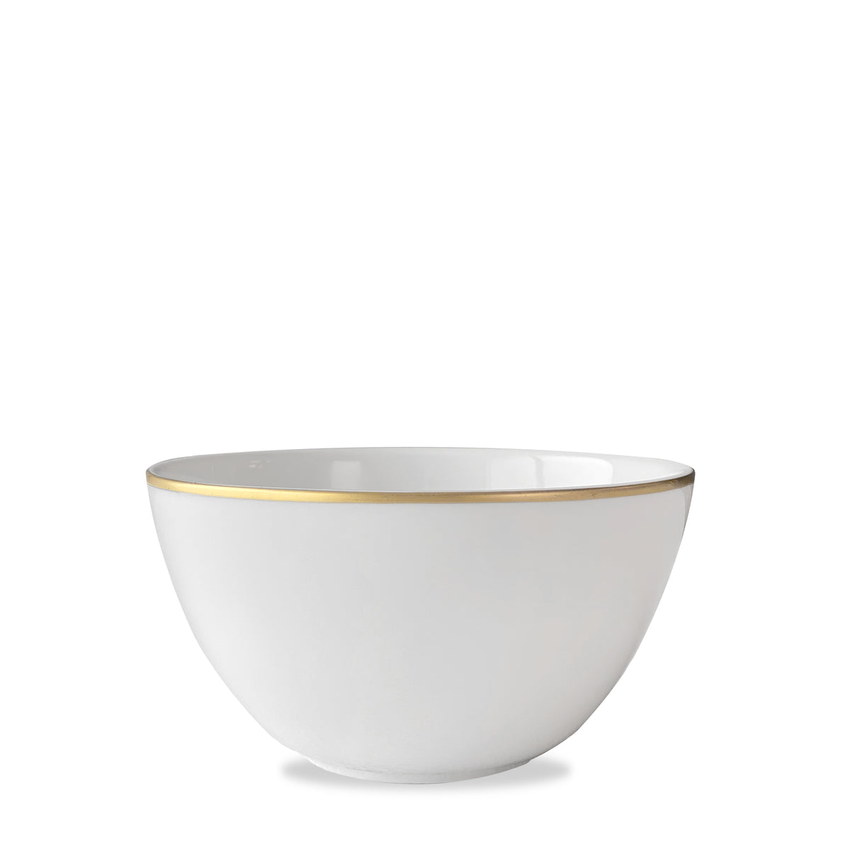 Grace Gold Tall Cereal Bowl - Caskata