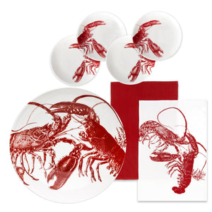 Red Lobster Gift Set - Caskata
