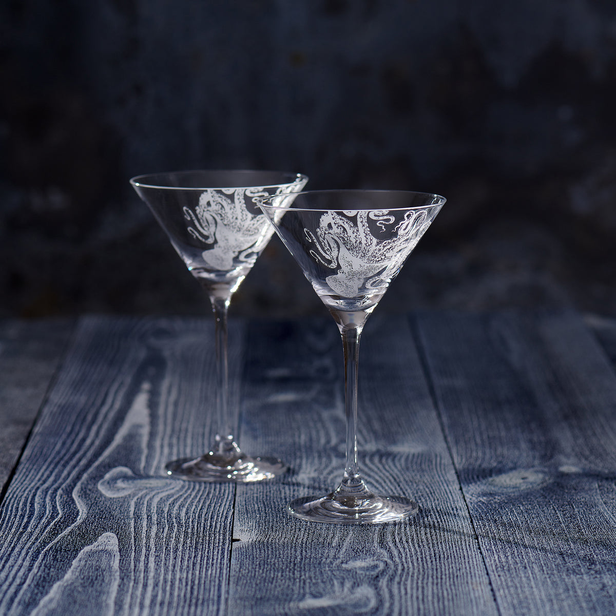Lucy Martini Glasses Set/2 - Caskata