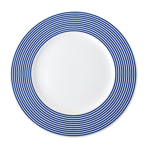 Newport Blue 10.75 in Dinner - Caskata