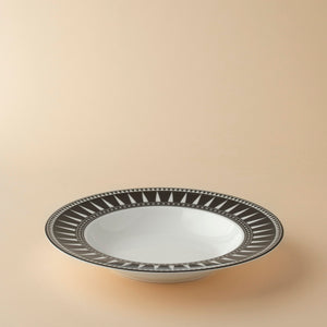 Marrakech Rimmed Soup Bowl - Caskata