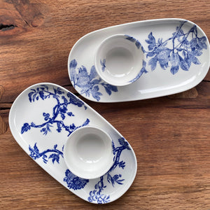Arbor Blue Snack Set - Caskata