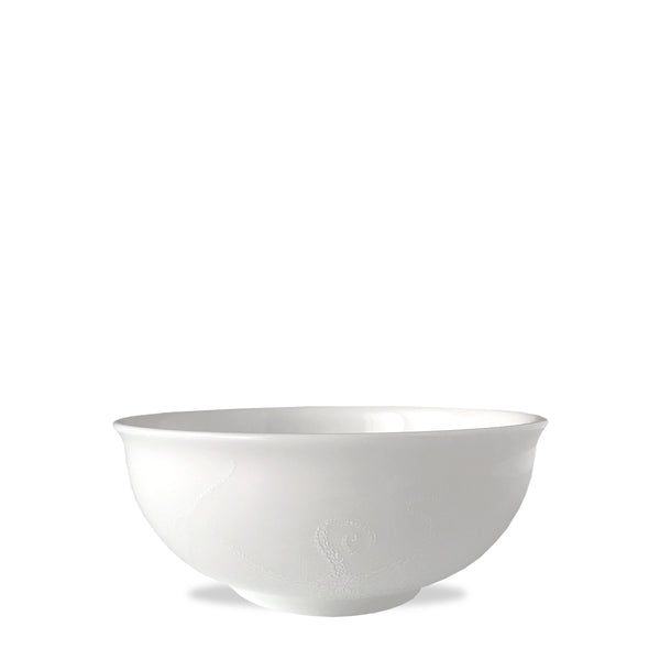 Starfish White Cereal Bowl
