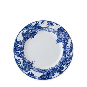 Toile Tales Blue and White Salad Plate in Collaboration with the Williamsburg Foundation