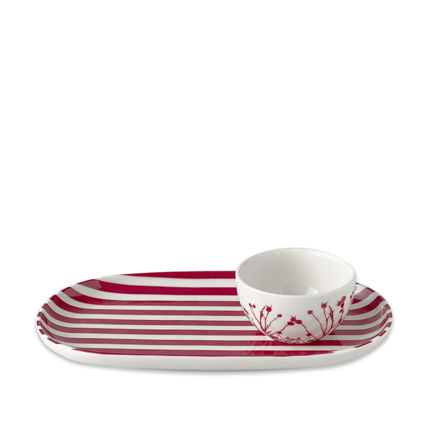 Winterberries Snack Set - Caskata