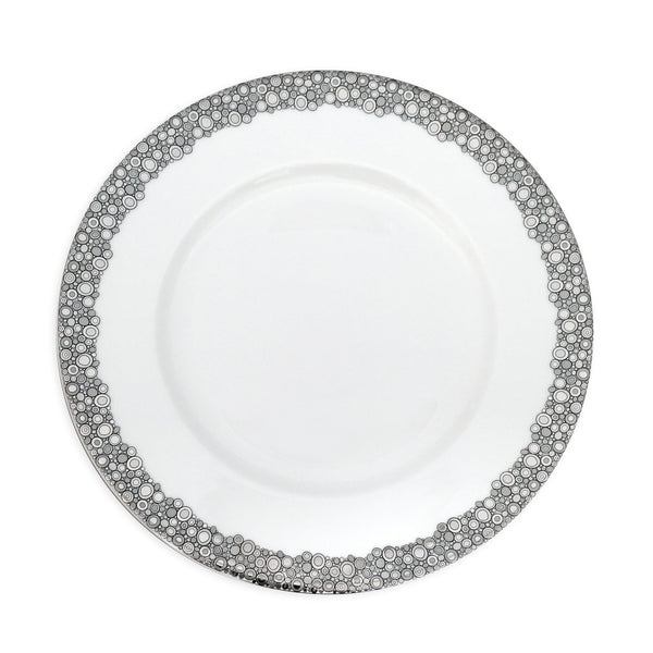 Ellington Shine (Platinum) Alternate Simple Dinner Plate