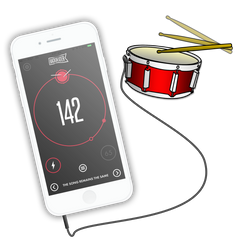 Backbeater™ Smart Metronome