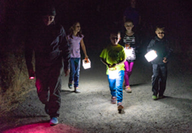 Night Hikes and Meteors with HELIO and Sonoma County Regional Parks