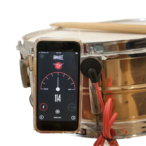 drum metronome for smartphone