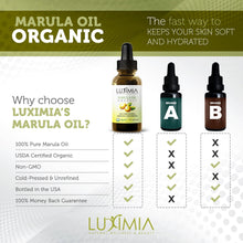 Load image into Gallery viewer, USDA Certified Organic Marula Oil