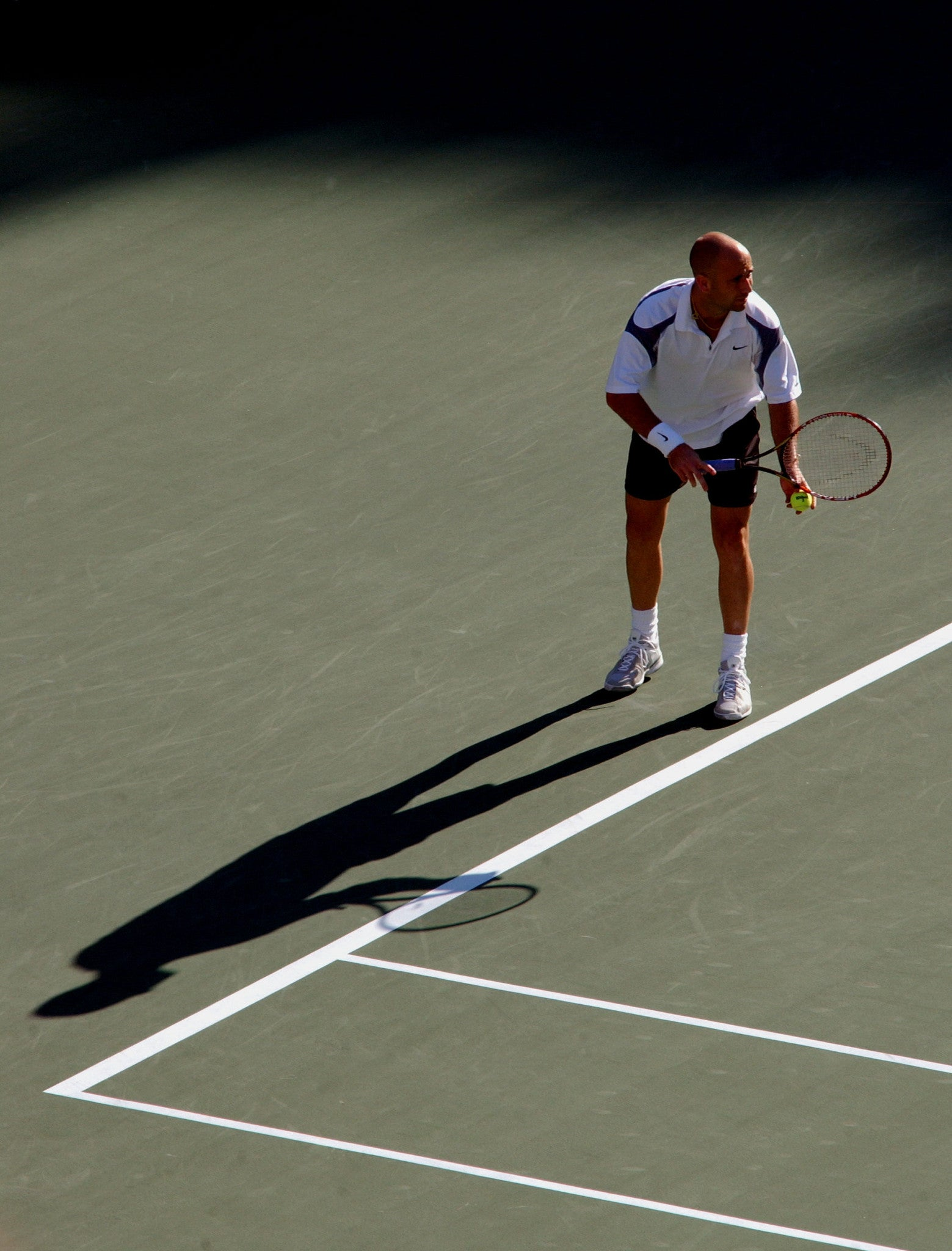 Andre Agassi 19