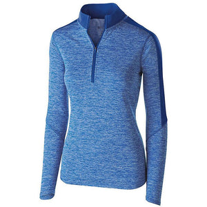 Ladies Invigorate 1/2 Zip Pullover