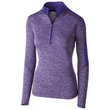 Load image into Gallery viewer, Ladies Invigorate 1/2 Zip Pullover