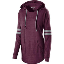 Load image into Gallery viewer, Ladies Hooded Chill Pullover 2.1