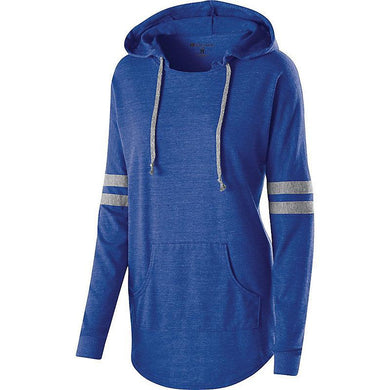 Ladies Hooded Chill Pullover 2.2
