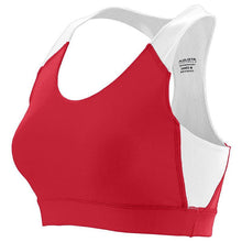 Load image into Gallery viewer, Girls Cheer/Dance Sports Bra 2.1