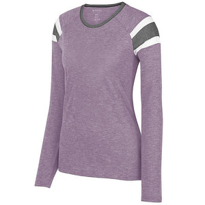 Ladies Home Field Long Sleeve Tee