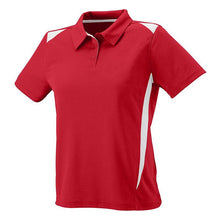 Load image into Gallery viewer, Ladies Team Pride Athletic Polo