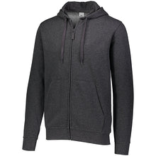 Load image into Gallery viewer, 60/40 Fleece Full Zip Hoodie
