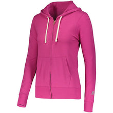 Load image into Gallery viewer, Ladies Essential Athletic Full Zip Jacket