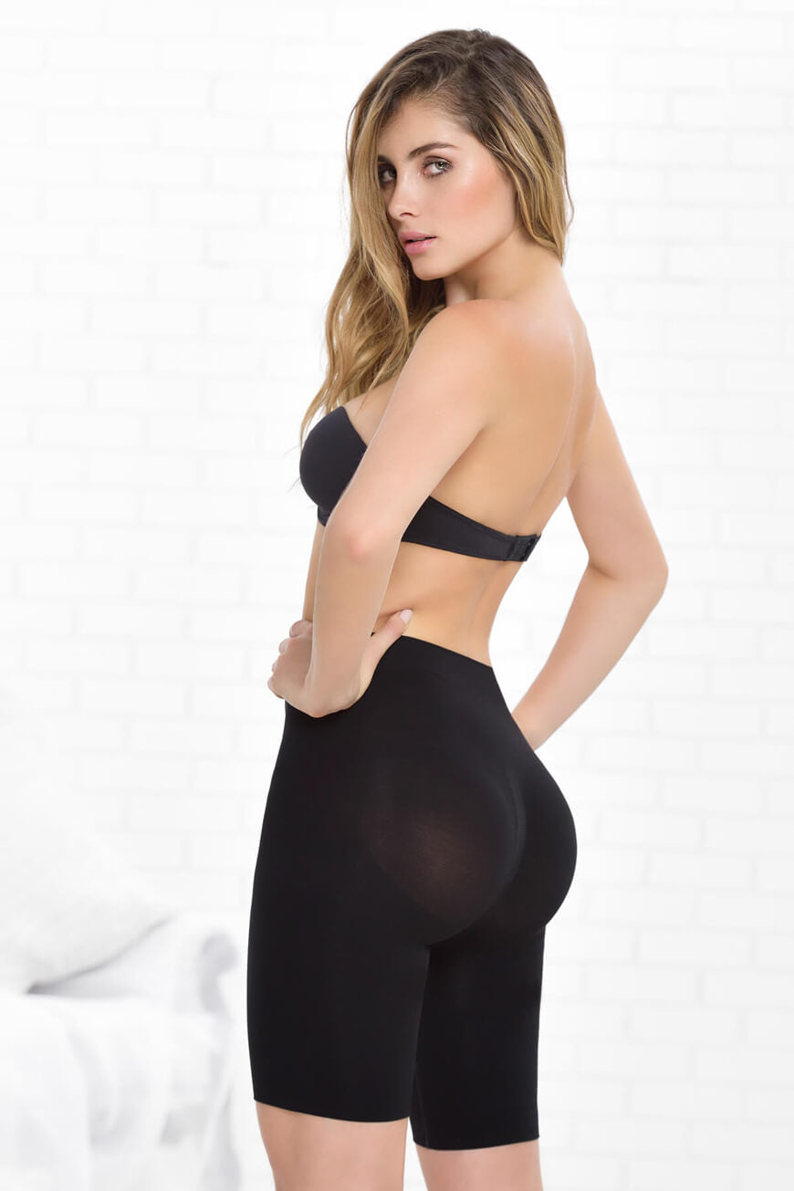 SEAMLESS BUTT LIFT SHORT