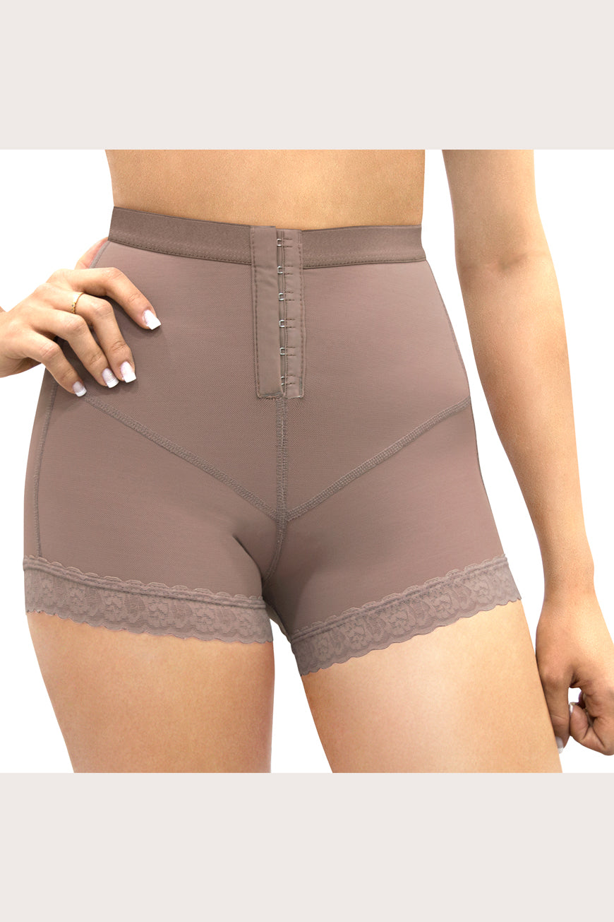 POST-SURGICAL BOOTY LIFTER SHORT