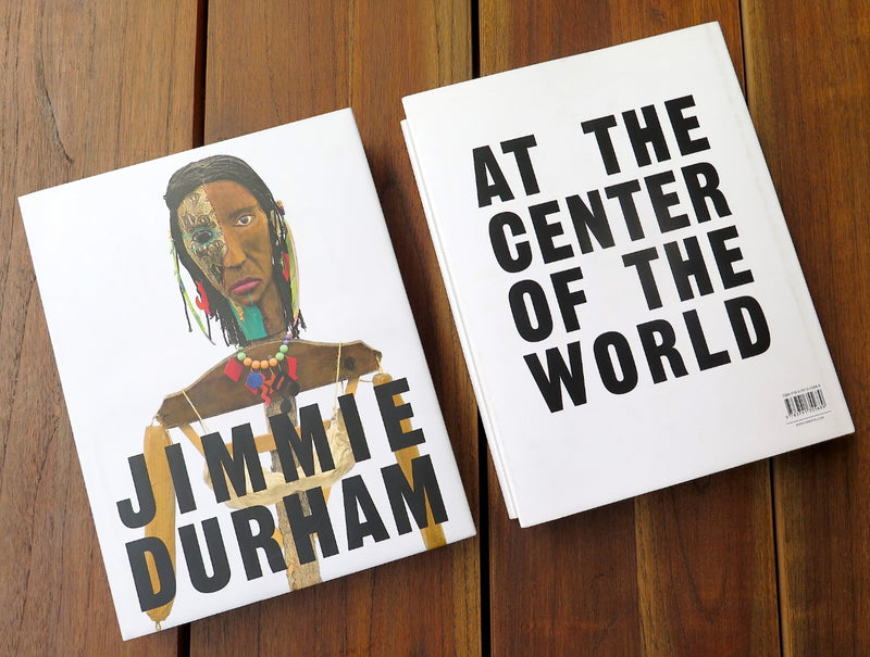 jimmie durham: at the center of the world