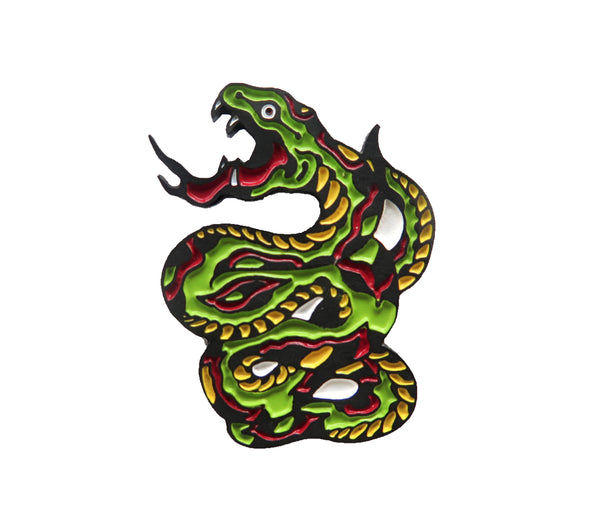 pin serpiente