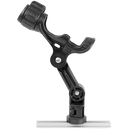 YakAttack Omega Pro™ YakAttack Rod Holder with Track Mounted LockNLoad™ Mounting System (4392423161920)