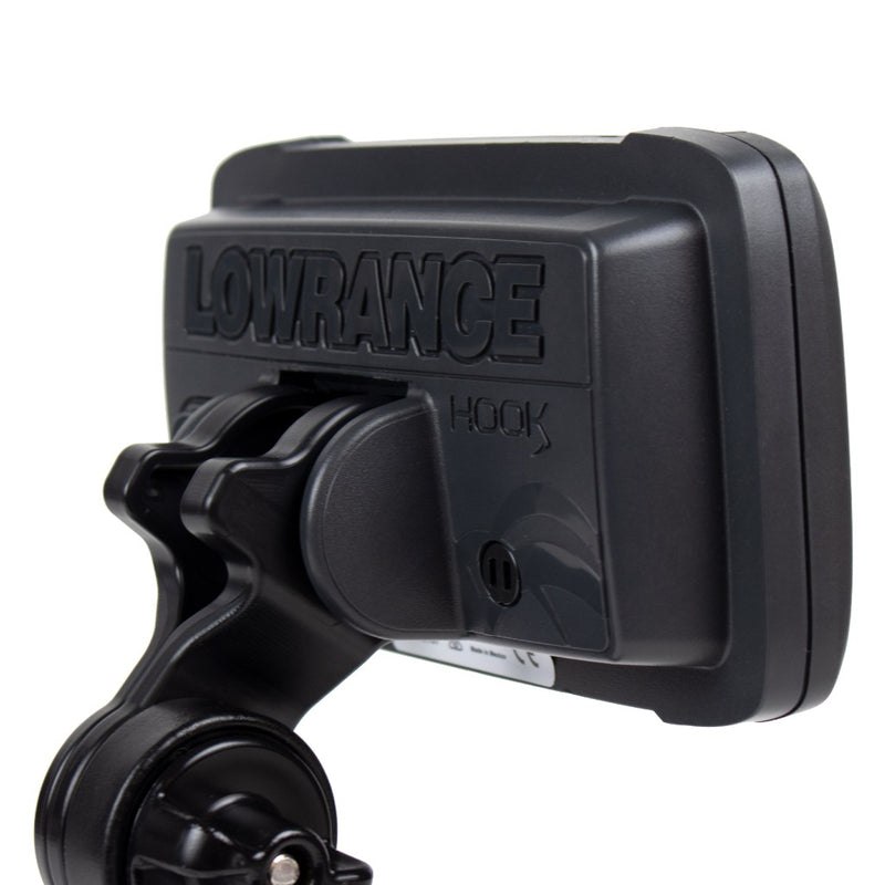 YakAttack Lowrance® Hook2 Fish Finder Mount