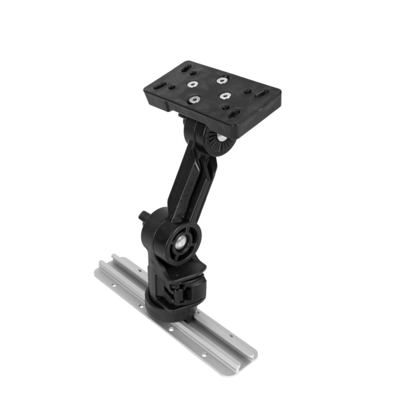 YakAttack Humminbird Helix® Fish Finder Mount with Track Mounted LockNLoad™ Mounting System (4421771165760)
