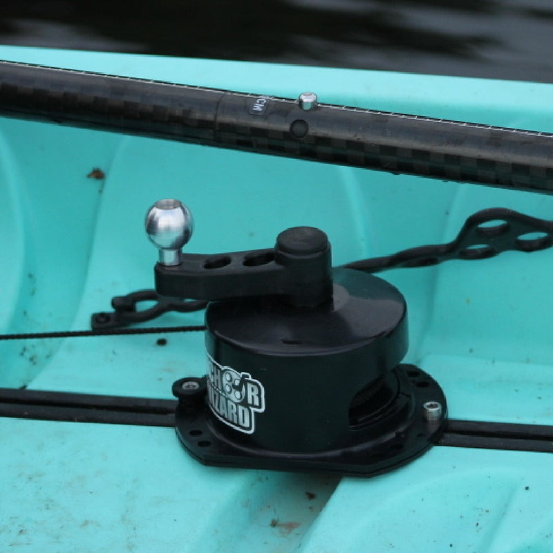 Low profile kayak Anchor Wizard (Crank Only)