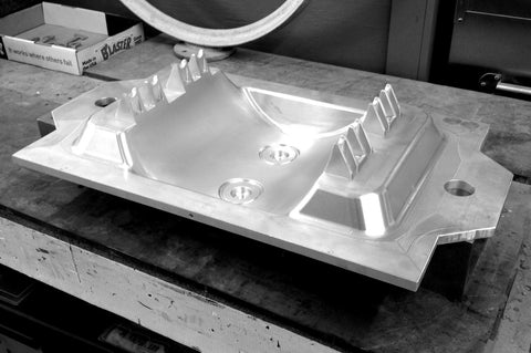 Fully Machined Aluminum Squeezer Plates