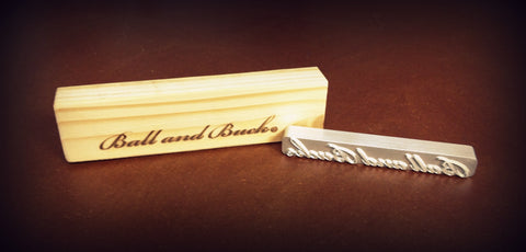 Custom Made Branding Irons