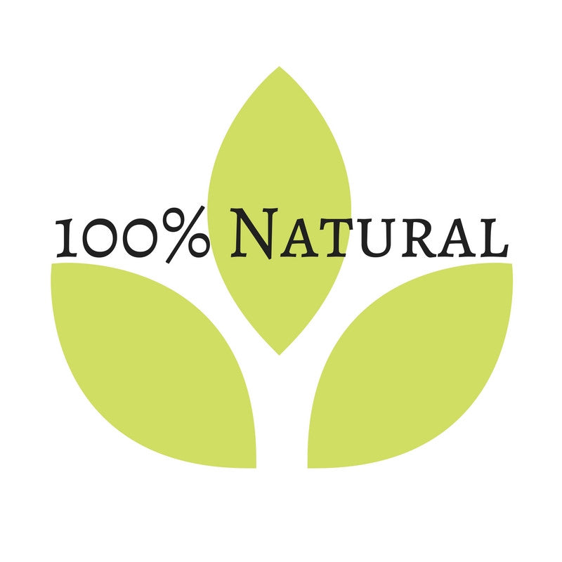 Our Commitment to 100% Natural