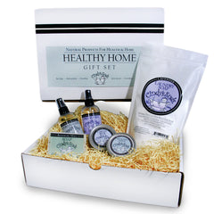 Healthy Home, Body and Bath gift set