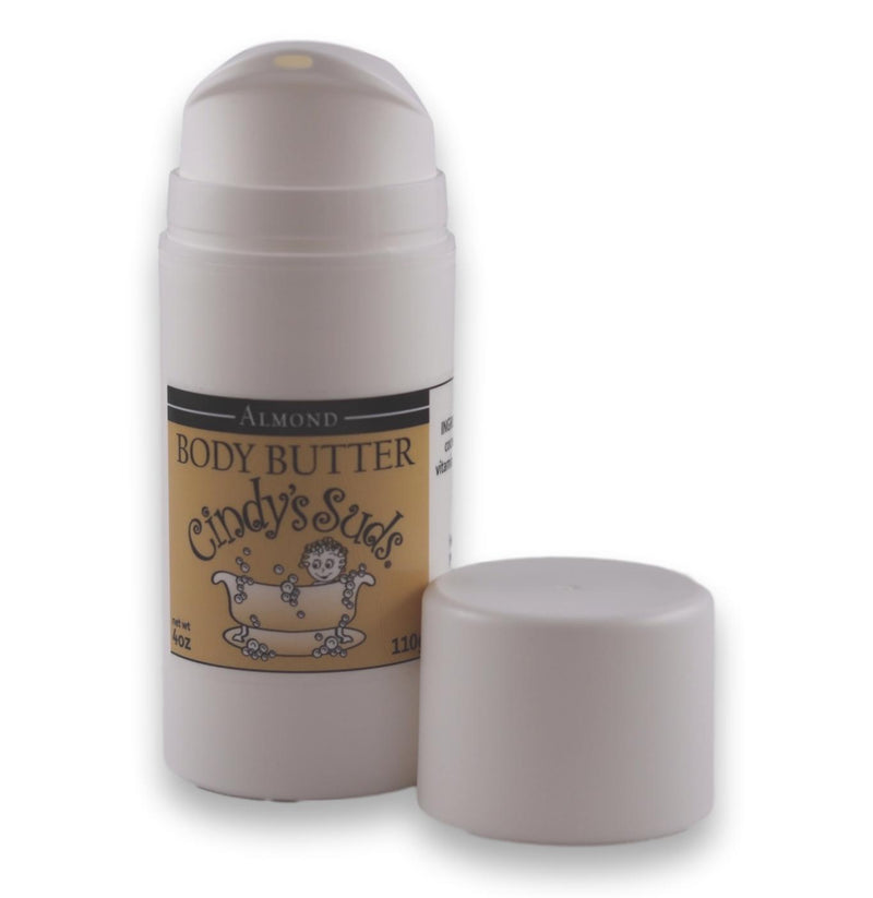 Body Butter Airless Pump - Almond