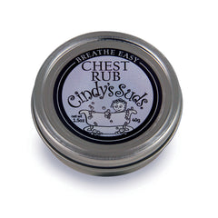 100% natural chest rub breathe easy vapor rub 1.5 oz