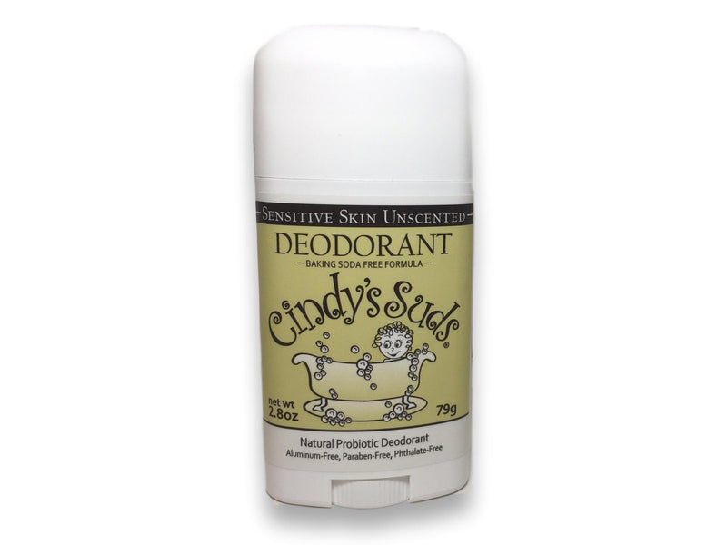 Deodorant, All-Natural, Aluminum Free & Baking Soda Free Formula for Sensitive Skin
